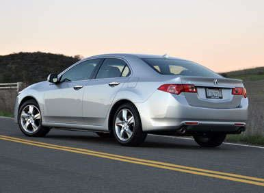 2013 acura tsx road test and review autobytel com