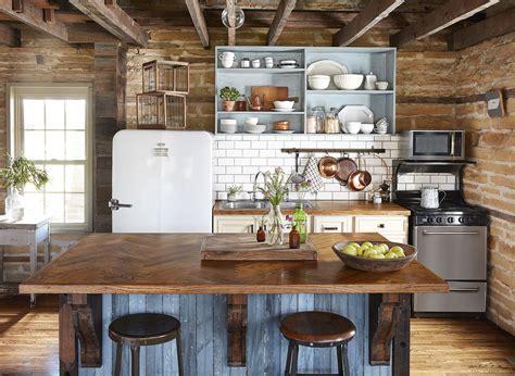 farmhouse style kitchens rustic decor