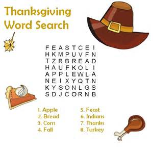 thanksgiving mazes word search reflections of