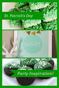 St. Patrick's Day Party Inspiration | Mom Spark - Mom Blogger