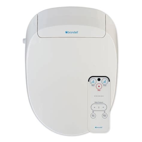 Brondell Bidets - brondell swash 300 advanced bidet seat for toilet in