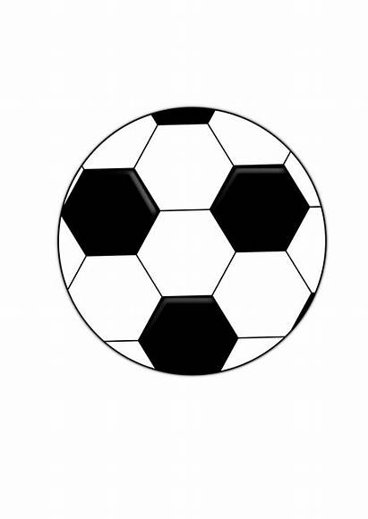 Soccer Ball Clipart Football Transparent Kindergarten Sports