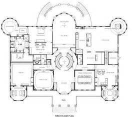 mansion house plans a hotr reader s revised floor plans to a 17 000 square foot mansion homes of the rich the 1