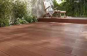 Dalle De Terrasse Castorama : dalle terrasse bois castorama diverses ~ Premium-room.com Idées de Décoration