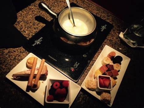 melting pot cuisine the melting pot tulsa menu prices restaurant reviews