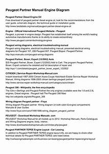 145 Peugeot Partner Wiring Diagram