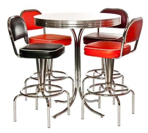 manhattan bar classic american retro furniture set