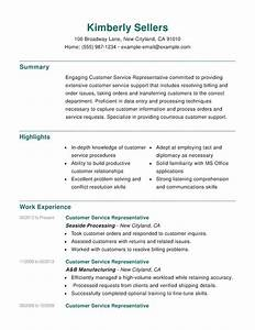 customer service combination resume resume help With help making a resume samples