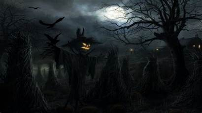 Scary Halloween Wallpapers Pc Screen Cool
