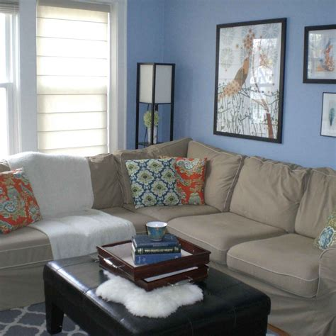 blue paint for living room