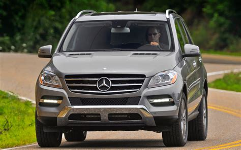 For more information on this vehicle please contact the dealer. 2012 Mercedes-Benz ML350 Bluetec 4Matic - Editors' Notebook - Automobile Magazine