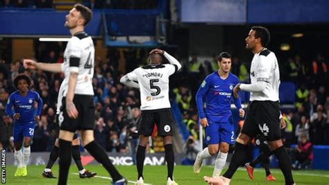 Carabao Cup: Chelsea through, Arsenal to play Spurs in 5th ...