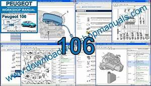 Peugeot 106 Workshop Repair Manual