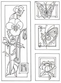 butterflies  flowers print coloring page  printable coloring pages