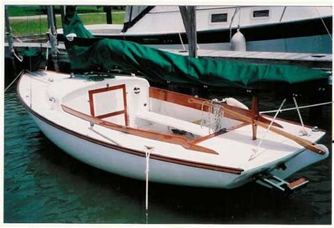 Cape Cod Bullseye, 16', 1977, Stuart, Florida, Sailboat