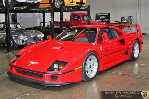 The problem is the parts are very, very. 9 Ferrari F40 For Sale - duPont REGISTRY