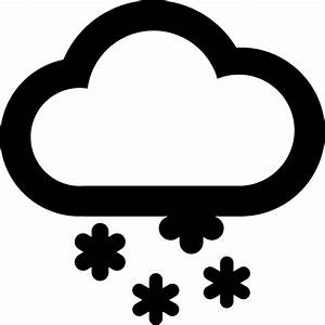 Weather Snow Svg Png Icon Free Download (#78250 ...