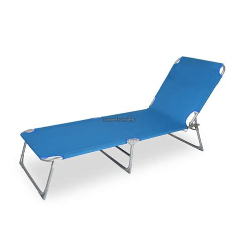 new folding lounger sun chair recline patio pool