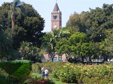 panoramio photo of los angeles garden