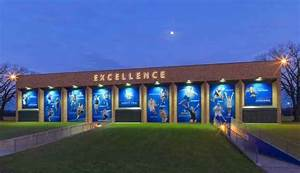 LFHS Boosters Update 'Excellence' Mural