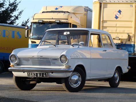 Opel Kadett 1963 by 1963 Opel Kadett Photos Informations Articles