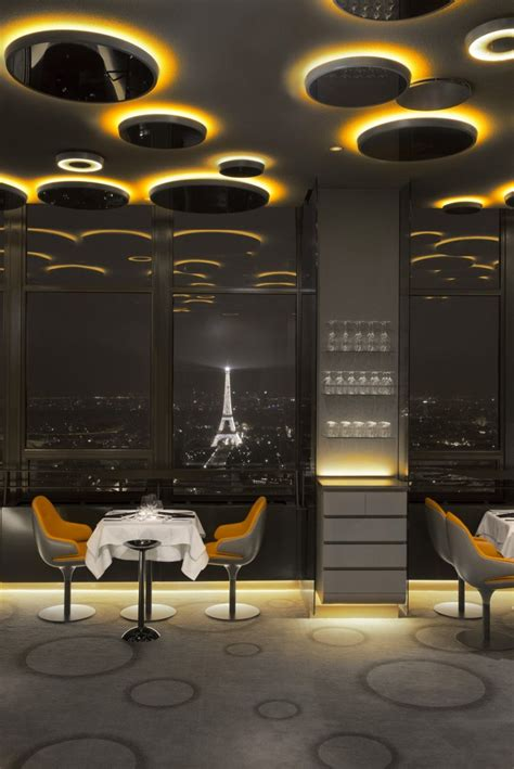 interior decoration of restaurant ciel de restaurant interior design designshell