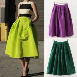 Long Midi Skirt line Shopping