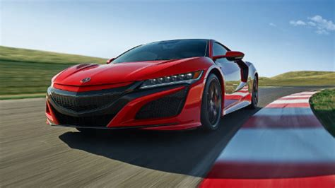 how fast is the 2019 acura nsx radley acura