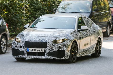2020 Bmw 2 Series Gran Coupe by 2020 Bmw 2 Series Gran Coupe Spotted In Camouflage Carbuyer