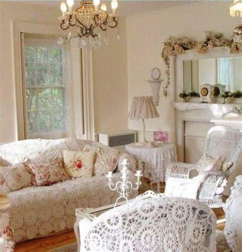 shabby chic living room 37 enchanted shabby chic living room designs digsdigs