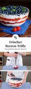 Dessert Für Viele Gäste : frischer beeren trifle rezept in 2019 dessert pinterest desserts finger foods und sweets ~ Orissabook.com Haus und Dekorationen