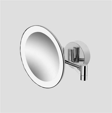 lighted magnifying mirrors wall mounted home design ideas