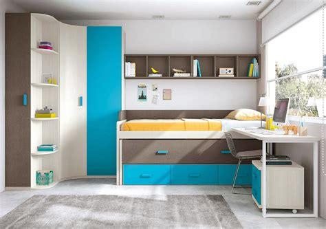 bureau bebe garcon chambre garçon avec lit gigogne et bureau design