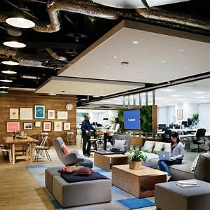 facebook headquarters projects gensler With interior design house facebook