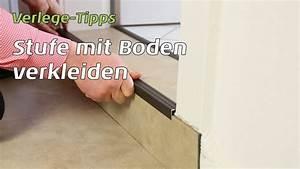 Heizungsrohre Verkleiden Laminat : stufe mit boden verkleiden youtube ~ Watch28wear.com Haus und Dekorationen
