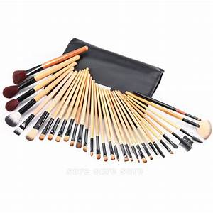 Pinsel Set Günstig : 31tlg pinsel set make up echthaar brush set schminkpinsel ~ A.2002-acura-tl-radio.info Haus und Dekorationen
