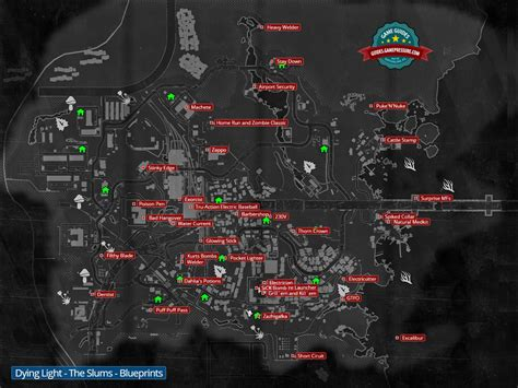 light location map steam community guide dying light all collectible