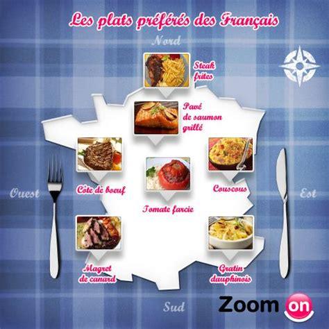cuisine par region les plats préférés des français par région en