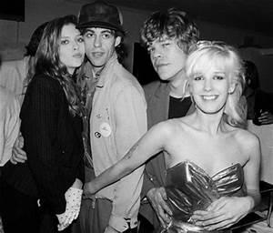 Bebe Buell and Bob Geldof | Groupieblog