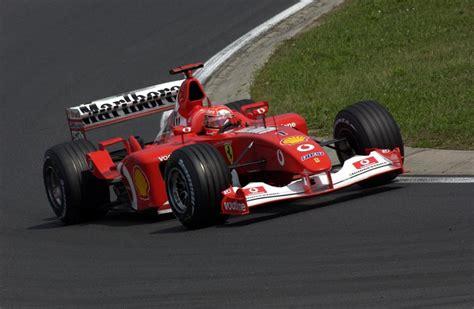michael schumacher scuderia ferrari fia formula world championship