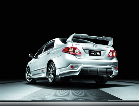 Toyota Corolla Accessories by Tuning Toyota Corolla 2012 Accessories And Spare