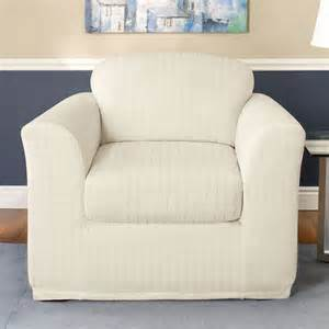 sure fit slipcovers stretch squares chair slipcover atg stores