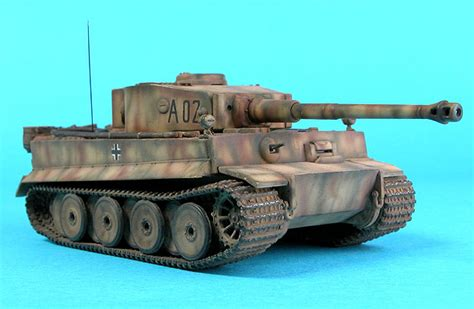 Tiger I Ausf. H by Chris Wauchop (Revell 1/72)