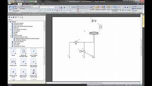 Hydraulic Diagram With Automation Studio P6  Part1