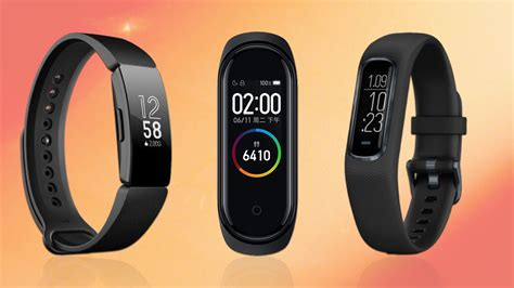 fitness tracker trackers steps sleep wearables wareable monitoring hr tracking