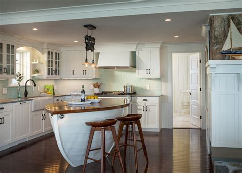 cottage kitchen islands 30 awesome style kitchen design wainscoting