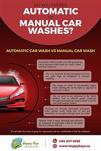 Do You Prefer Automatic Or Manual Car Washes   With Images