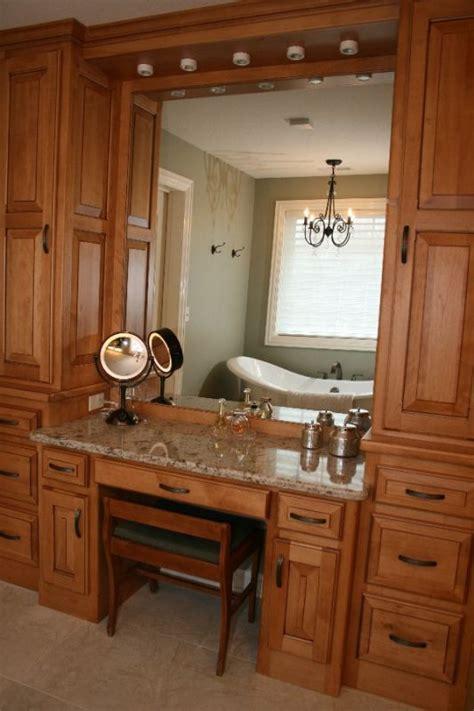 bathroom vanity with makeup station latest medium size of