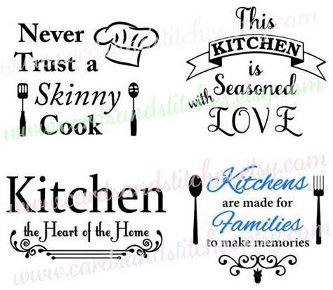 kitchen svg kitchen sayings svg kitchen decor digital