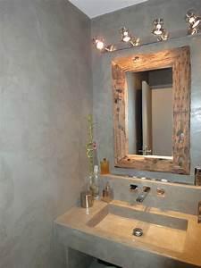 vente beton cire hyeres toulon var 83 With salle de bain effet beton